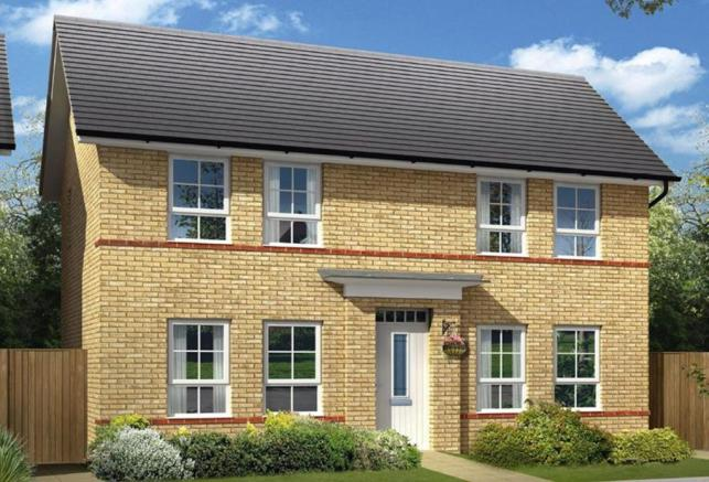 3 bedroom detached house for sale in eastfield road