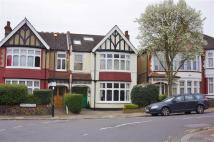 semi detached house in Orpington Road...