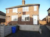 semi detached home to rent in Oak Place, Meir...