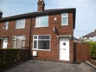 2 bed semi detached home to rent in Hazel Grove, Meir...