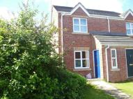 semi detached house in Willow Tree Grove...