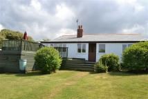 Detached Bungalow for sale in Bude, Cornwall