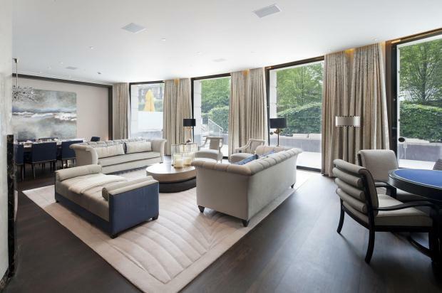 4 bedroom flat for sale in manresa road manresa road for Case di lusso interni