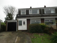 Weatherhill Crescent semi detached house to rent