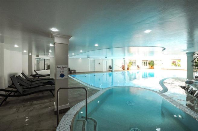 Hustyns Indoor Pool