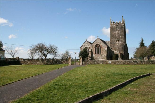 Ashreigney Church