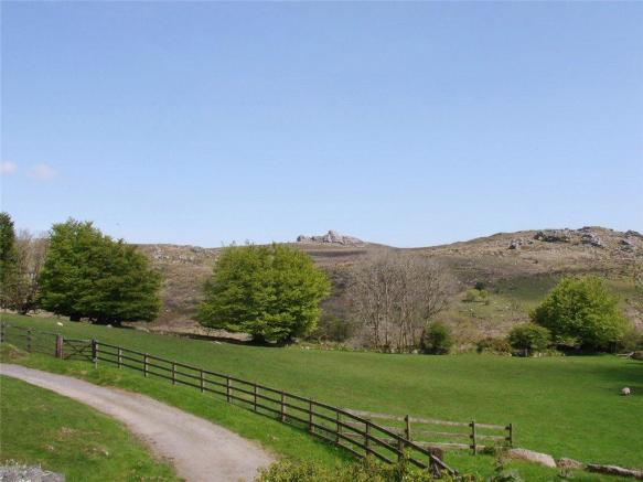 View To Rippon Tor