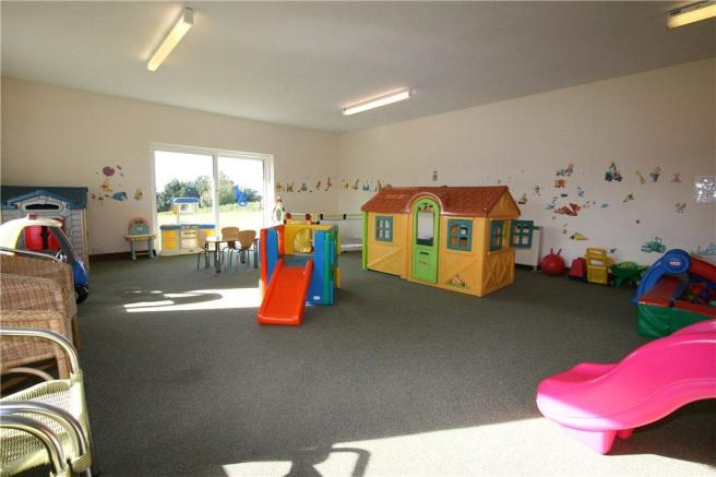 Under 5'S Game Room
