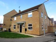 Detached home to rent in Campbell Close, Rushden...