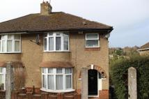 4 bed semi detached house in Colborne Road...
