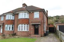 4 bedroom semi detached house in Desborough Avenue...
