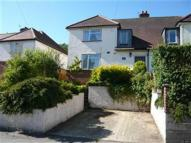 Suffield Road semi detached property to rent