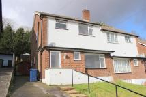 3 bedroom semi detached home to rent in Mayhew Crescent...