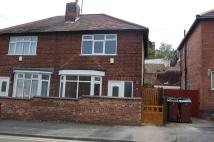 2 bedroom semi detached property in Mansfield Street...