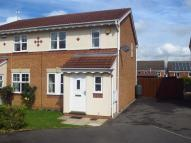 semi detached house to rent in Skylark Close, BINGHAM...