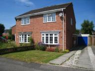 2 bedroom semi detached property in Langdale Grove, BINGHAM...
