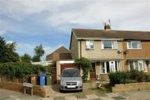 3 bed semi detached house in Derwent Road...