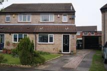 semi detached property for sale in Redford Place, Burradon...