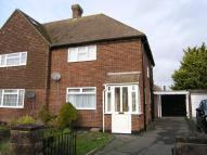 2 bedroom semi detached property in Lansdowne Drive...