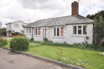 St. Wilfrids Green Detached Bungalow to rent