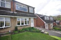 3 bedroom semi detached property in Selby Close, Baxenden...