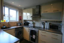 Terraced property in Pensford Drive...