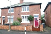 2 bed house in Victory Road...
