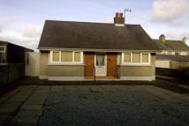 Holyhead Bungalow to rent