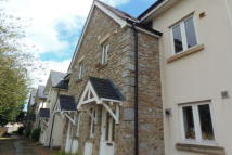 Terraced property in BOVEY TRACEY
