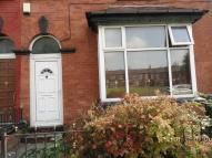 Terraced property in Oldham Road...