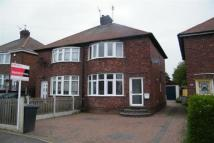 semi detached house to rent in Eric Avenue, Hucknall