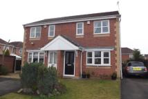 2 bedroom semi detached property to rent in Parkgate, Hucknall...