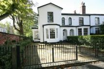semi detached home in East Downs Road, Bowdon...