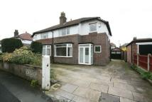 3 bedroom semi detached property to rent in Cholmondeley Avenue...