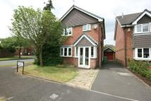 3 bedroom Detached house in Templeton Drive...