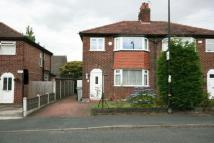 3 bedroom semi detached home to rent in Elmridge Drive...