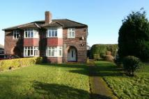 3 bedroom semi detached home in Brooks Drive, Timperley
