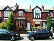 Terraced property in Brown Street, Hale