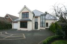 Detached property to rent in Chapel Lane, Hale Barns