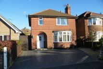 3 bedroom Detached house to rent in Douglas Road...