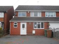 semi detached home to rent in Haddon Crescent...