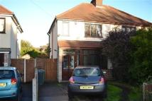 property to rent in Pooles Lane, Short Heath, Willenhall