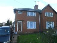 semi detached house in Alumwell Road, Alumwell...