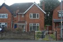 semi detached home in Pine Street, Walsall