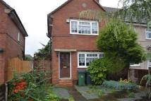 2 bed semi detached property to rent in Friar Park Road...