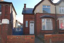 2 bedroom semi detached house in Salisbury Street...