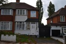 semi detached property in Wensleydale Road...