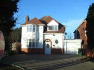 3 bed Detached property in Sutton Road, Walsall