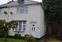 3 bed semi detached property in Heath Lane, West Bromwich