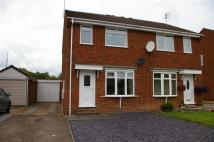 3 bedroom semi detached property in Franklyn Close, Perton